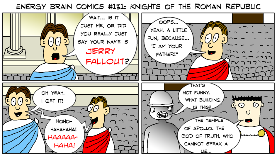 Knights Of The Roman Republic