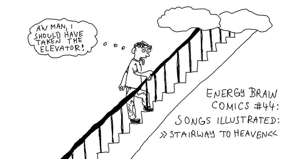 Songs Illustrated: Stairway To Heaven